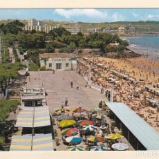 Postales: POSTAL EL SARDINERO. SANTANDER (1968). Lote 261291875