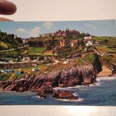 Postales: COMILLAS ACANTILADO. Lote 261299425