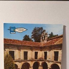 Postales: SANTILLANA DE MAR/ INTERIOR LA COLEGIATS/ SIN CIRCULAR /(D.254). Lote 261610395