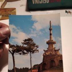 Postales: COMILLAS ESTATUA DEL MARQUÉS DE COMILLAS. Lote 261636635