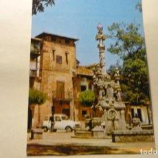Postales: POSTAL COMILLAS.-FUENTE J.PIELAGO CM. Lote 263216515