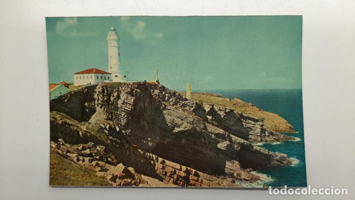 POSTAL SANTANDER (CANTABRIA), FARO DE CABO MAYOR, FERRÁNDIZ Nº 7 (Postales - España - Cantabria Moderna (desde 1.940))