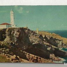 Postales: POSTAL SANTANDER (CANTABRIA), FARO DE CABO MAYOR, FERRÁNDIZ Nº 7. Lote 263622770