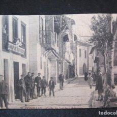 Postales: COMILLAS-CALLE DE LOS ARZOBISPOS-EDITOR M.SOLIS-8-POSTAL ANTIGUA-(81.053). Lote 265971478