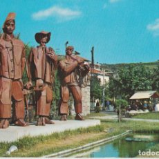 Cartoline: LAREDO (SANTANDER) MONUMENTO AL PESCADOR - EDICIONES A. ESPERON 8251 - CIRCULADA. Lote 267089519