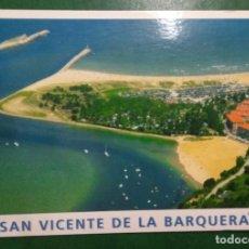 Postales: POSTAL SIN CIRCULAR SAN VICENTE DE LA BARQUERA (CANTABRIA) EDICIONES A.M.. Lote 268459654