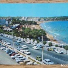Postales: POSTAL - PLAYAS DEL SARDINERO - SANTANDER (CANTABRIA) DOMÍNGUEZ.. Lote 268827964