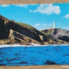 Postales: POSTAL - FARO DE CABO MAYOR - SANTANDER (CANTABRIA) DOMÍNGUEZ.. Lote 268828319