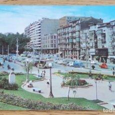 Postales: POSTAL - PLAZA DEL RENGANCHE - SANTANDER (CANTABRIA) DOMÍNGUEZ.. Lote 268829314