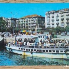 Postales: POSTAL - LANCHA DE SOMO - SANTANDER (CANTABRIA) DOMÍNGUEZ.. Lote 268829544