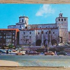 Postales: POSTAL - LA CATEDRAL - SANTANDER (CANTABRIA) DOMÍNGUEZ.. Lote 268829699