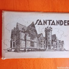 Postales: LOTE DE POSTALES ALBUM SANTANDER CANTABRIA. Lote 268892429