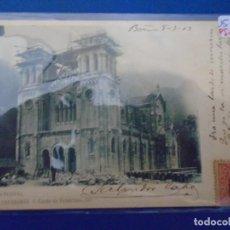 Postales: (PS-65656)POSTAL DE COVADONGA-LA CATEDRAL.FOT.CONDE DE POLENTINOS. Lote 269245993