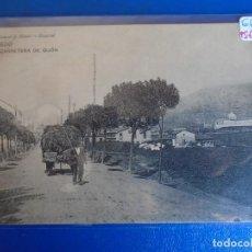 Postales: (PS-65658)POSTAL DE OVIEDO-CARRETERA DE GIJON.HAUSER Y MENET. Lote 269246218