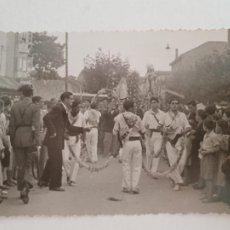 Cartes Postales: SANTOÑA - ROMERÍA - DANZANTES - FOTO GONYBEN - P52154. Lote 269308278