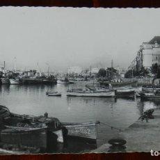 Postales: FOTO POSTAL DE SANTANDER, PUERTO CHICO, AL FONDO PASEO PEREDA, N. 24, ED. DOMINGUEZ, NO CIRCULADA, E. Lote 269337623