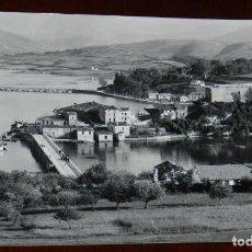 Postales: FOTO POSTAL DE SAN VICENTE DE LA BARQUERA, CANTABRIA, ED. CASTRO, NO CIRCULADA.. Lote 269413253