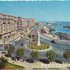 Postales: POSTAL DE SANTANDER. CALLE DE CASTELAR P-CANT-664. Lote 270748453