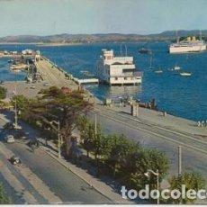 Postales: POSTAL DE SANTANDER. LA BAHIA Y PUERTOCHICO P-CANT-667. Lote 270751593