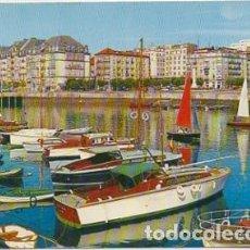 Postales: POSTAL DE SANTANDER. BALANDRAS EN PUERTO CHICO P-CANT-668. Lote 270751718