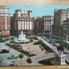 Cartoline: SANTANDER - PLAZA DEL GENERALISIMO. Lote 273310758