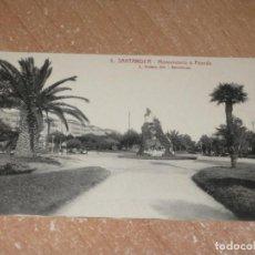 Postales: POSTAL DE SANTANDER. Lote 277231753
