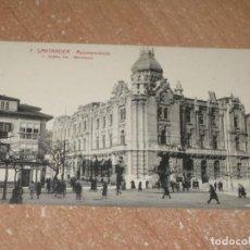 Postales: POSTAL DE SANTANDER. Lote 277231798