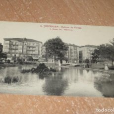 Postales: POSTAL DE SANTANDER. Lote 277232478