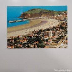 Postales: POSTAL LAREDO. VISTA AEREA (CANTABRIA). SIN ESCRIBIR. ALARDE Nº 327 SANTANDER. Lote 277618078