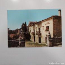 Postales: POSTAL SANTILLANA DEL MAR. PALACIO ARCHIDUQUESA MARGARITA (CANTABRIA). SIN ESCRIBIR. ALARDE Nº 5. Lote 277620248