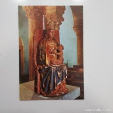 Postales: POSTAL LEBEÑA (SANTANDER) IGLESIA MOZARABE SIGLO X (CANTABRIA). SIN ESCRIBIR. Nº 4. Lote 277626903