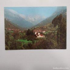 Postales: POSTAL LEBEÑA. PICOS DE EUROPA VISTA GENERAL SANTA MARIA DE LEBEÑA (CANTABRIA). SIN ESCRIBIR. Nº 7. Lote 277627488