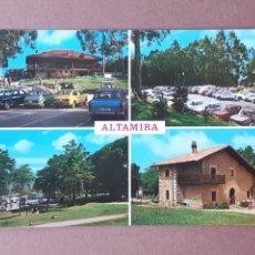 Postales: POSTAL 420 BUSTAMANTE. GARRABELLA. ALTAMIRA. SANTILLANA DEL MAR. CANTABRIA. 1976. SIN CIRCULAR.. Lote 277630503