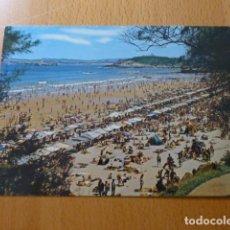 Postales: SANTANDER PRIMERA PLAYA. Lote 277651373