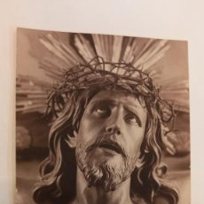 Postales: LIMPIAS. SANTISIMO CRISTO DE LA AGONÍA. Lote 277760443
