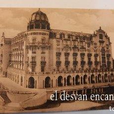 Postales: SANTANDER. EL HOTEL REAL. Lote 277764408