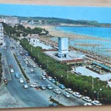 Postales: POSTAL PLAYA DEL SARDINERO. SANTANDER.. Lote 278829783