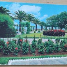 Postales: POSTAL SANTANDER JARDINES DE PIQUIO. Lote 278829943