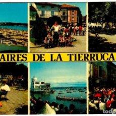 Postales: SANTANDER - AIRES DE LA TIERRUCA - ED. DOMÍNGUEZ Nº 137 - 148X102 MM.. Lote 279351013