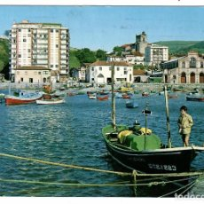 Cartoline: LAREDO. PUERTO PESQUERO. EXCLUSIVAS E. PERSA, LAREDO, Nº 157 (1970). CIRCULADA A MADRID.. Lote 285332613
