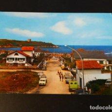 Postales: SUANCES SANTANDER PASEO DE LA CONCHA. Lote 286679273