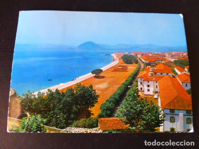 SANTOÑA CANTABRIA PASEO DE PEREDA Y BAHIA (Postales - España - Cantabria Moderna (desde 1.940))