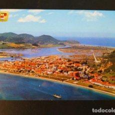Postales: SANTOÑA CANTABRIA VISTA AEREA. Lote 286679528