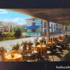 Postales: PUENTE VIESGO CANTABRIA LA TERRAZA. Lote 286679613