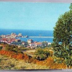 Postales: POSTAL CASTRO URDIALES VISTA GENERAL EDICIONES ALARDE CIRCULADA SELLO 1974. Lote 288686573