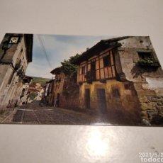 Postales: SANTILLANA DEL MAR CALLE DEL CANTÓN. Lote 288730883