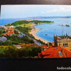 Postales: SANTANDER PLAYA DE LA MAGDALENA. Lote 289620483