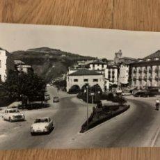 Postales: LAREDO - MONUMENTO A CARLOS I Y JARDINES - Nº 1016. Lote 294082503