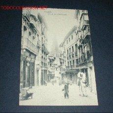 Postales: POSTAL TOLEDO.CALLE DEL COMERCIO. Lote 339135