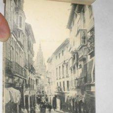 Postales: RECUERDO DE TOLEDO. BLOC POSTAL. SEGUNDA SERIE. 20 TARJETAS. FOTOTIPIA J. ROIG. Lote 24167477